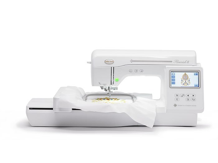 Baby Lock Flourish 2 Embroidery Machine