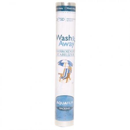 AquaFilm Wash Away Backing - 12 X 10 yards