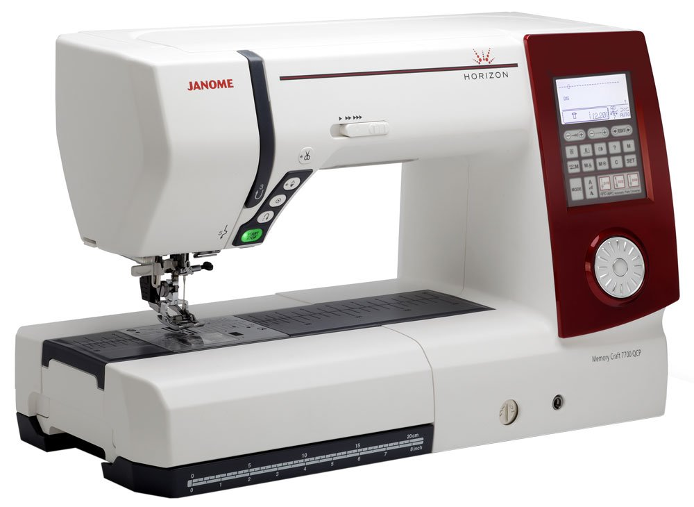 Janome 7700 QCP