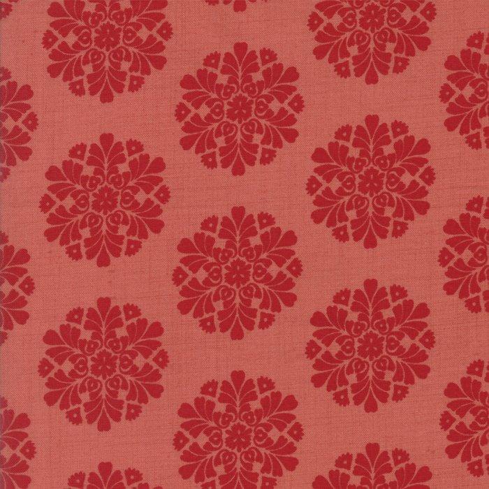 Moda - Madame Rouge 13773-13 Rose