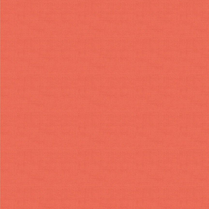 Makower - Linen Texture 1473/C25 Watermelon