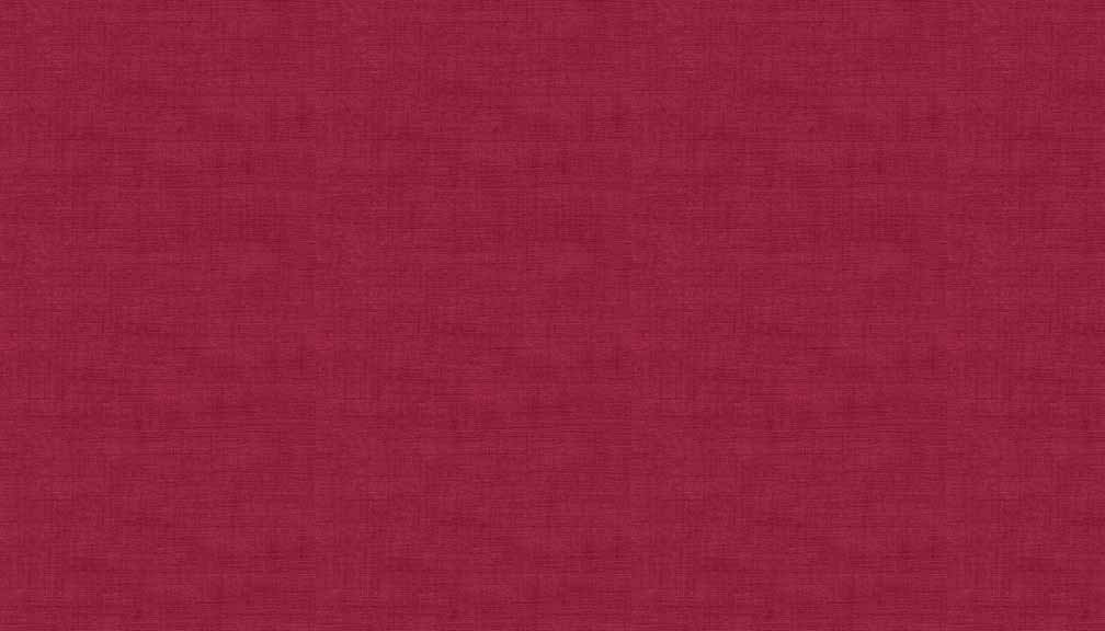 Makower - Linen Texture 1473/R8 Balmoral Red