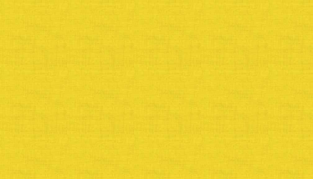 Makower - Linen Texture 1473/Y4 Sunflower