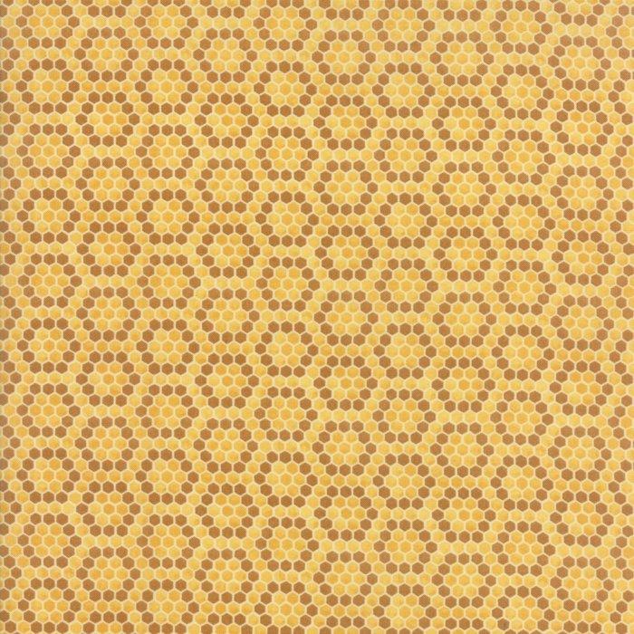 Moda - Bee Inspired 19798-11 Honey Yellow
