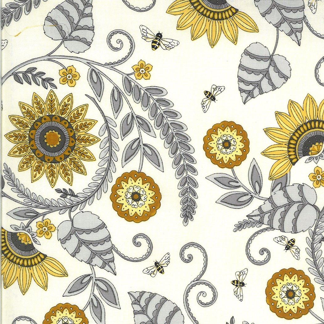 Moda - Bee Grateful - 19961-11 Parchment