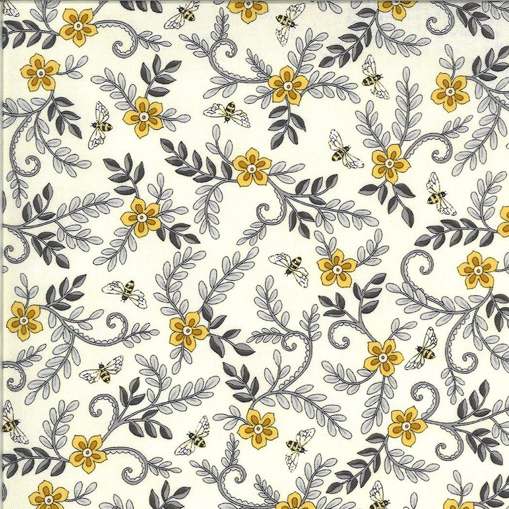 Moda - Bee Grateful - 19964-11 Parchment