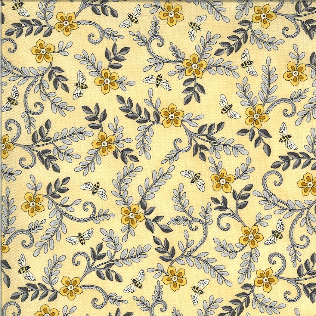 Moda - Bee Grateful - 19964-12 Honey Yellow