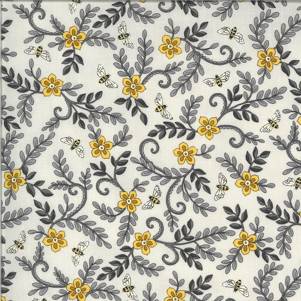 Moda - Bee Grateful - 19964-14 Dove Grey