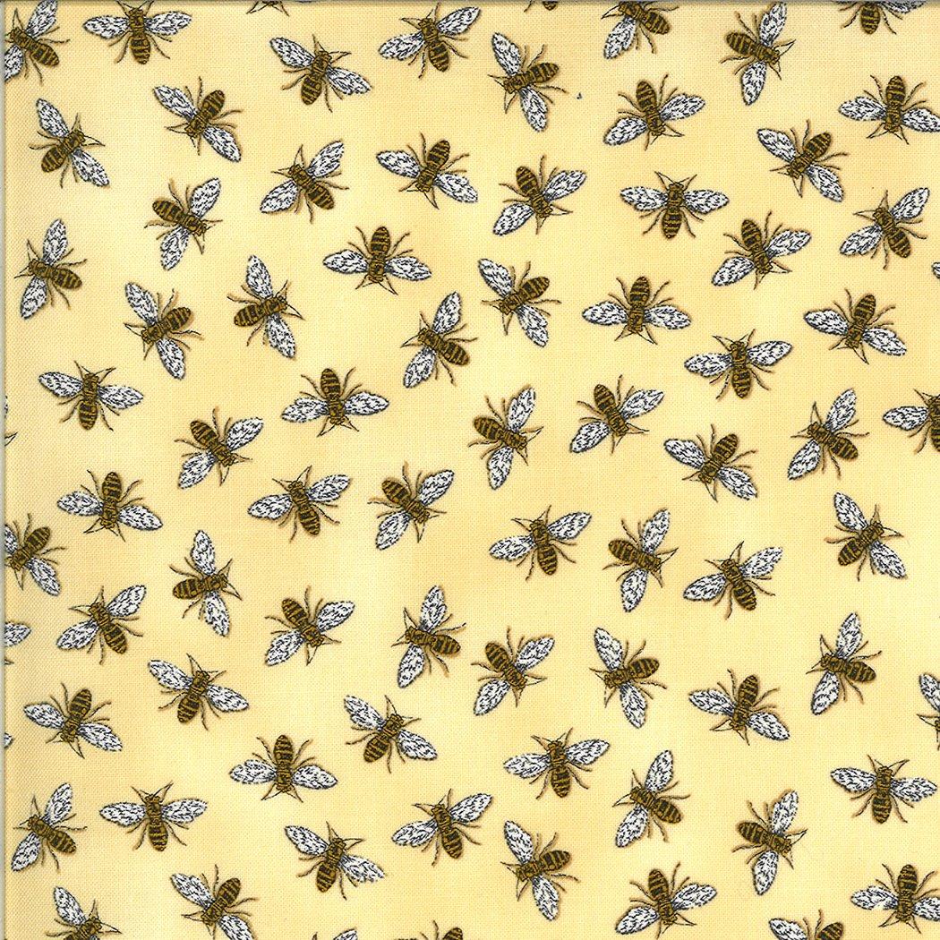 Moda - Bee Grateful - 19965-12 Honey Yellow
