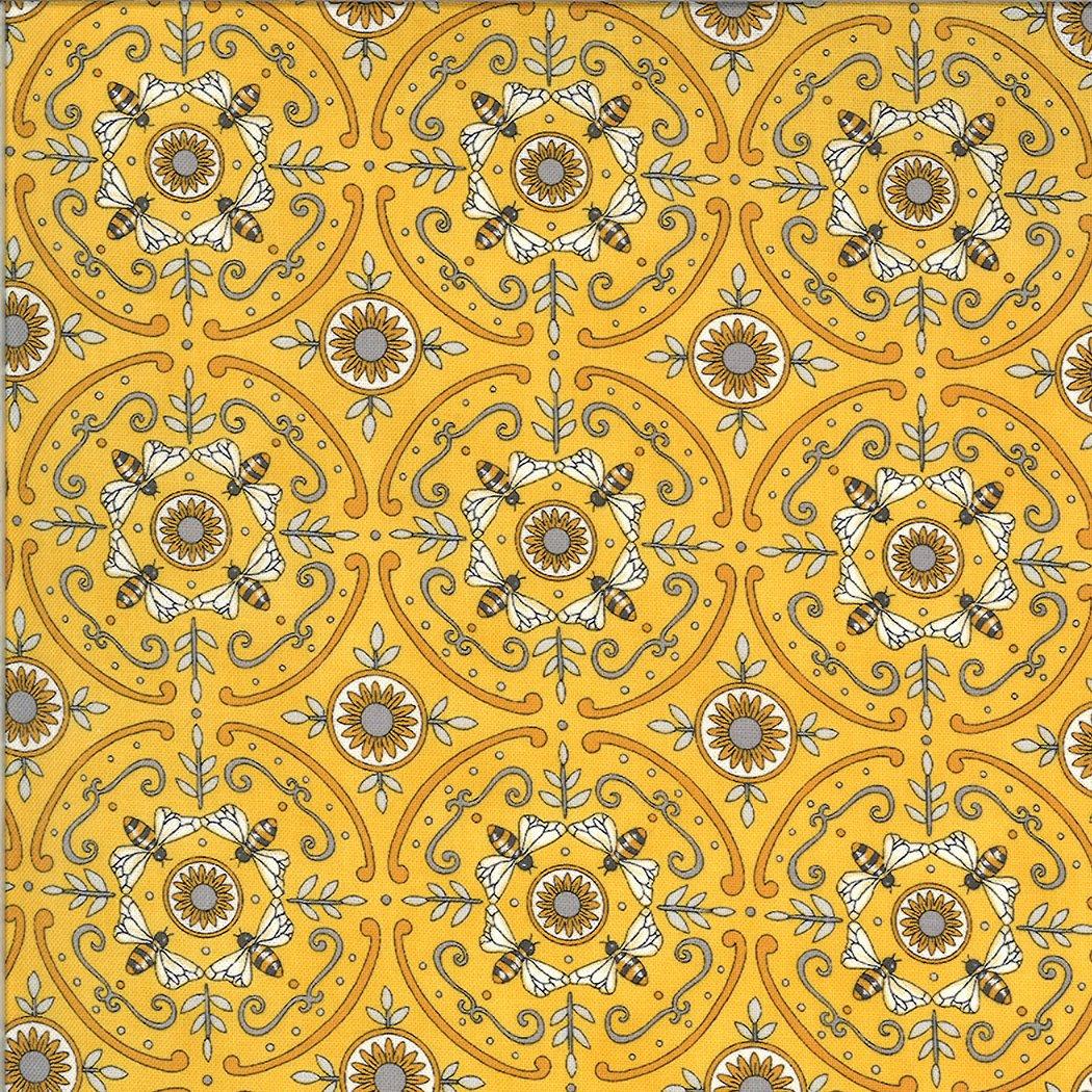 Moda - Bee Grateful - 19968-13 Honey Yellow