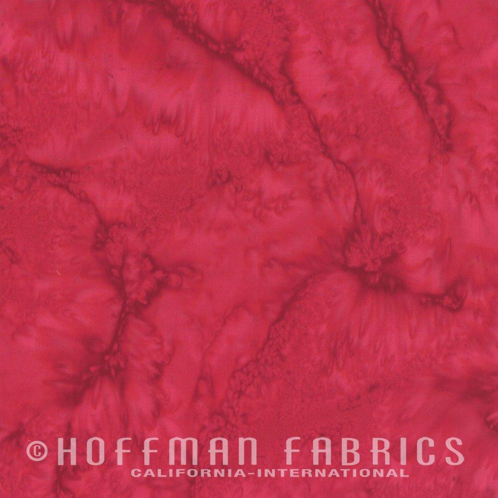 Hoffman Batik 1895-5 Red