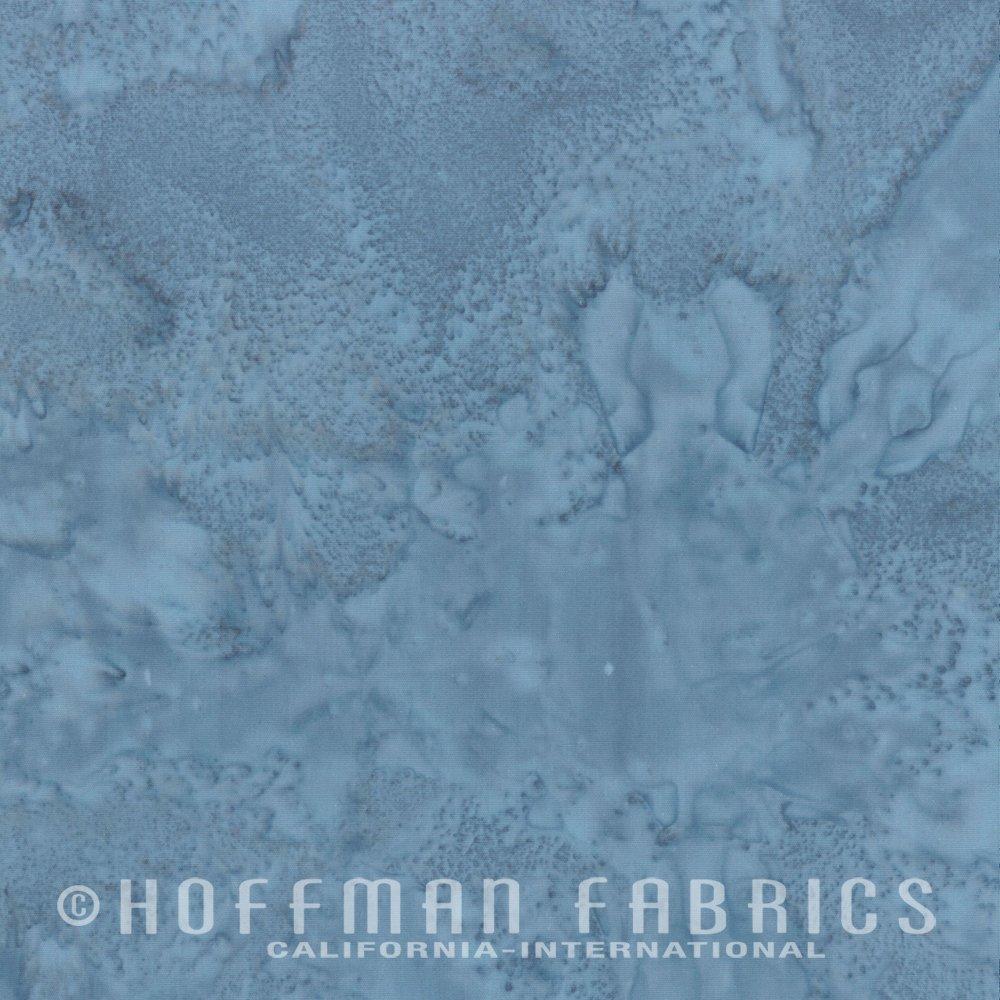 Hoffman Batik 1895 - 92 Slate