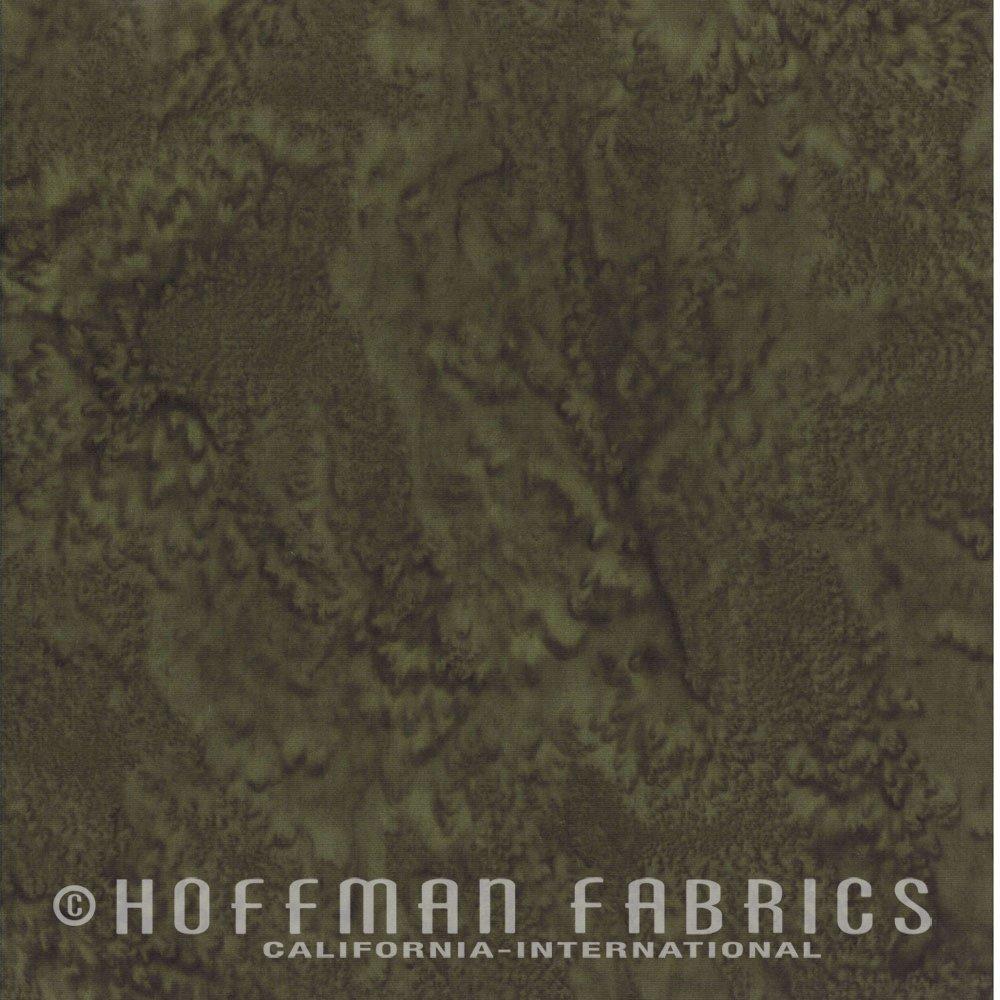 Hoffman Batik 1895 - 514 Brown Sugar