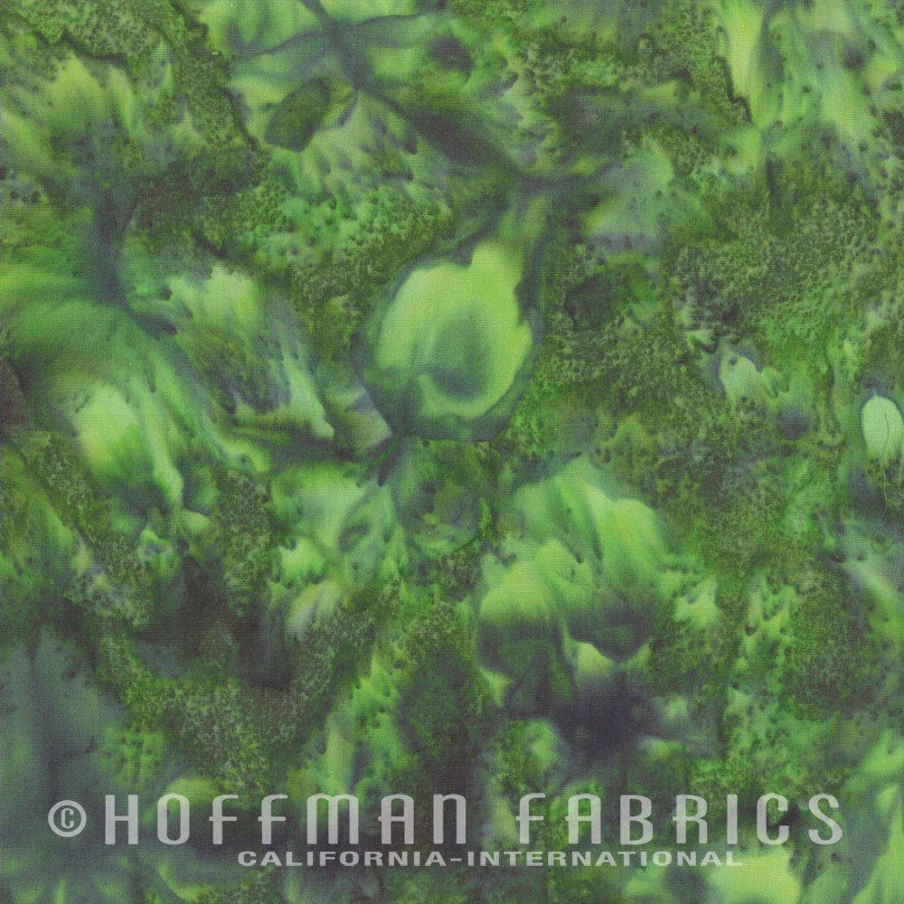Hoffman Batik 1895 - 580 Cypress