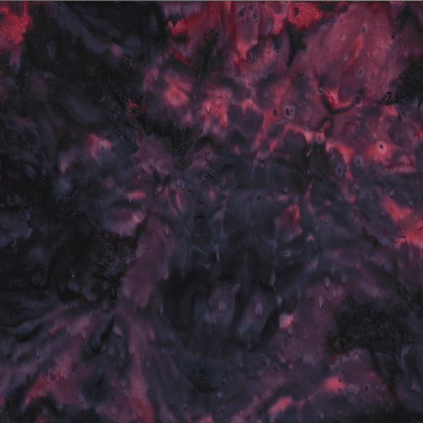 Hoffman Batik  1384 - 99 Cranberry