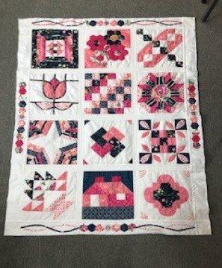 Vintage quilt workshop