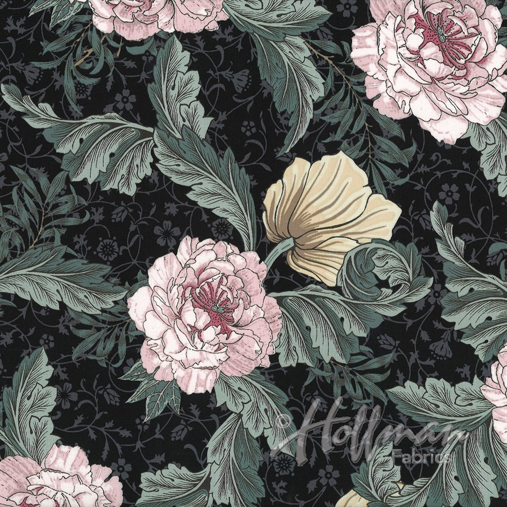 Hoffman William Morris - P7581-4 Black
