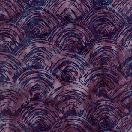 Hoffman Batiks N2803-406 Elderberry