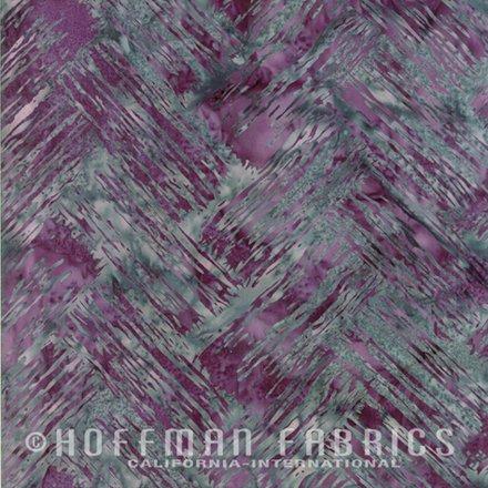 Hoffman Batiks  N2804-229 Wisteria