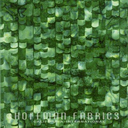 Hoffman Batiks  N2806-476 Juniper