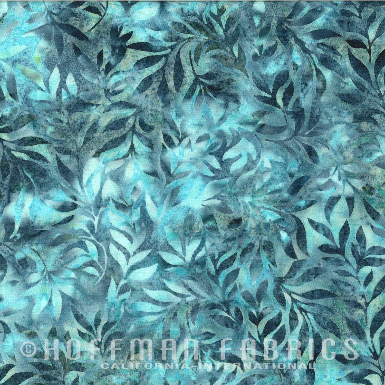 Hoffman Batik  N2897-536 Aquarius