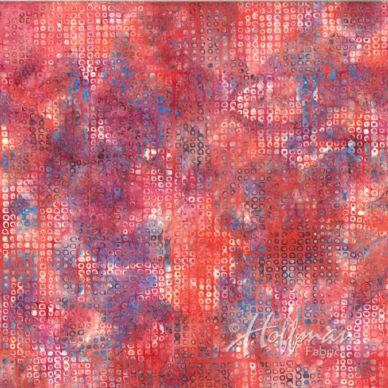 Hoffman Batik  P2938-419 Passion