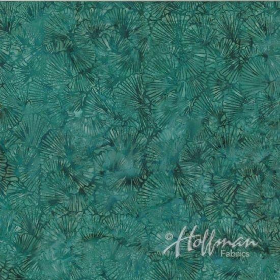 Hoffman Batik  P2925-467 Seacliff