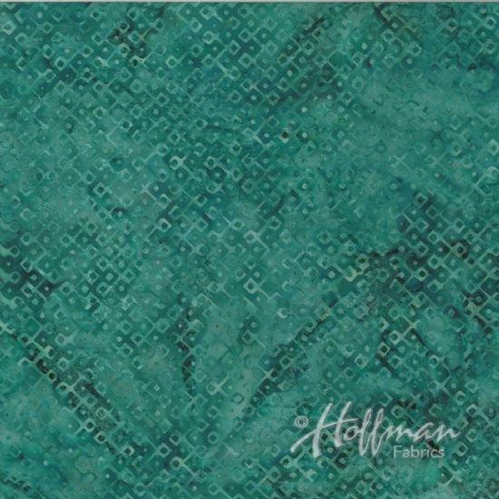 Hoffman Batik  P2937-467 Seacliff