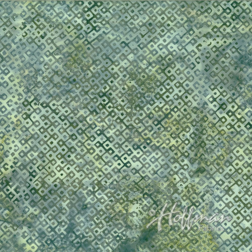 Hoffman Batik  P2937-547 Loden