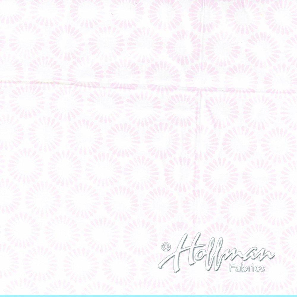 Hoffman Batiks  P2978-493 Pink lemonade
