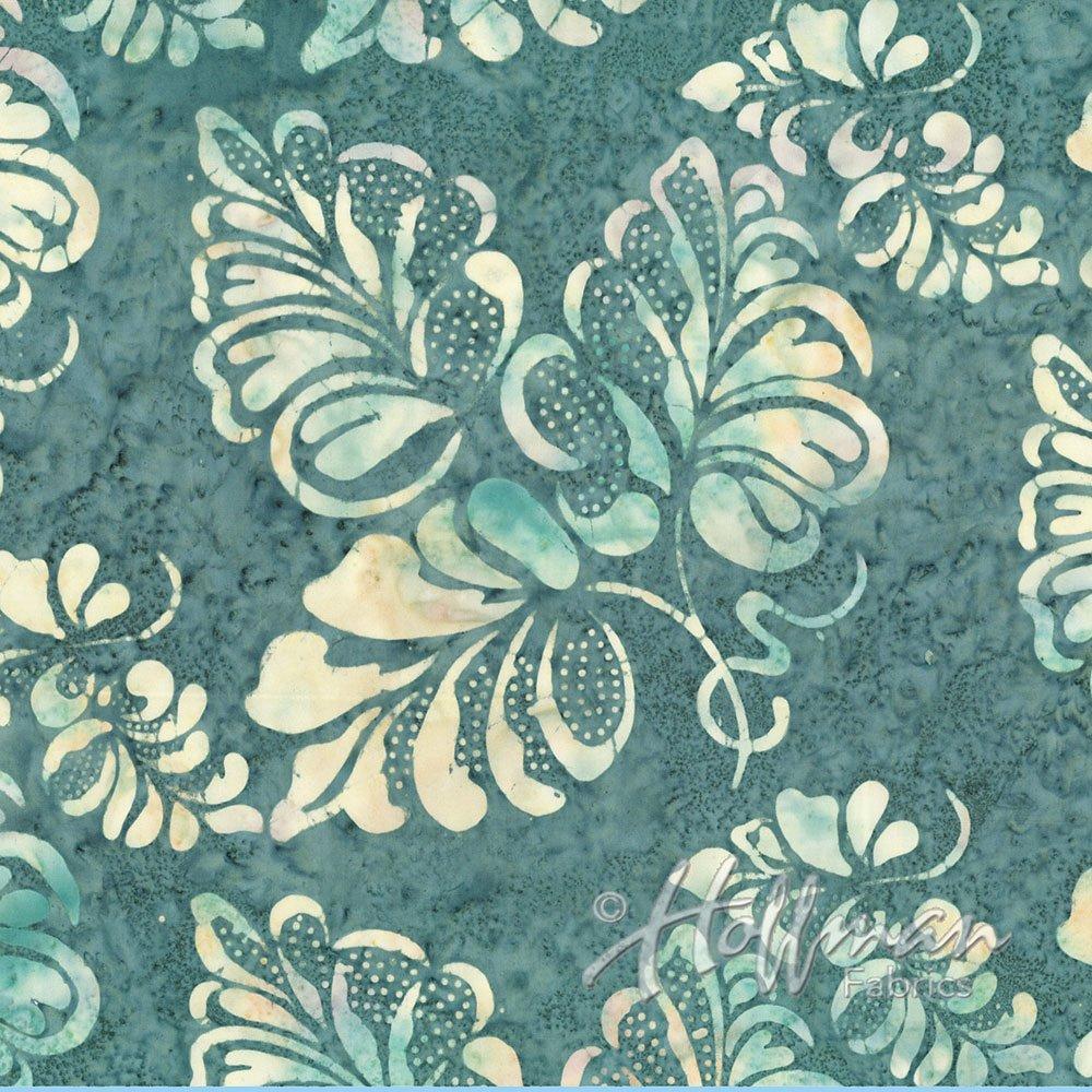 Hoffman Batiks  P2970-608 Macaron