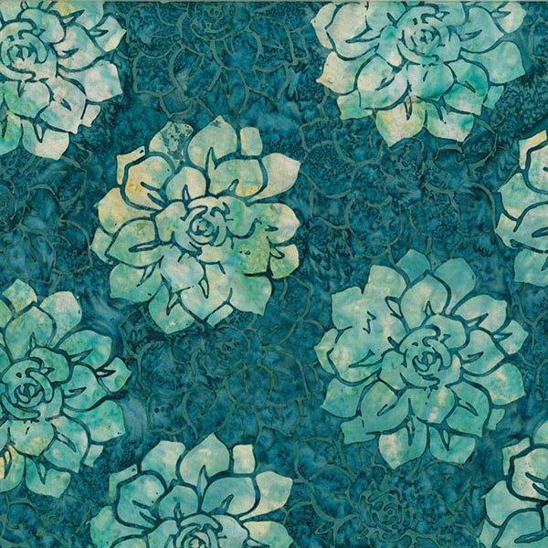 Hoffman Batik  MR12 -21 Teal