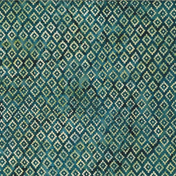 Hoffman Batik  MR18 -21 Teal