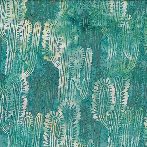 Hoffman Batik  MR16 -61 Turquoise