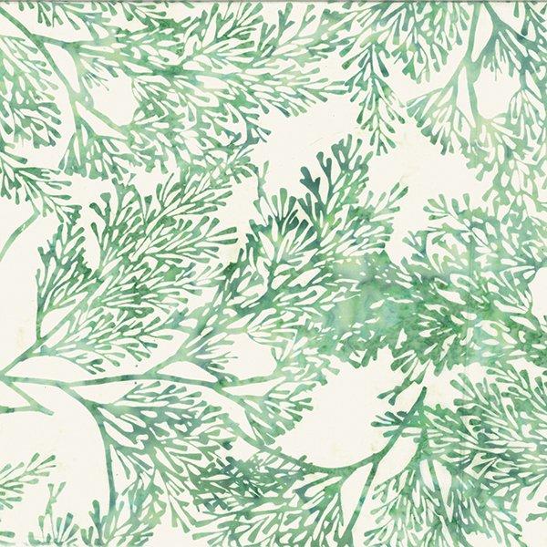 Hoffman Batik  R2253 - 522 Sea grass