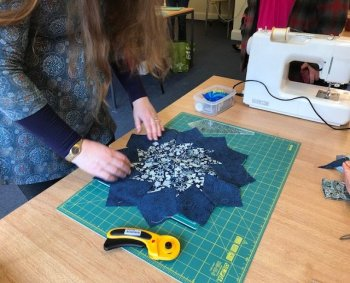 Block of the Month - Quilting Masterclass with Susan