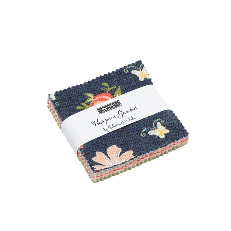Moda -  Harpers Garden Charm Pack