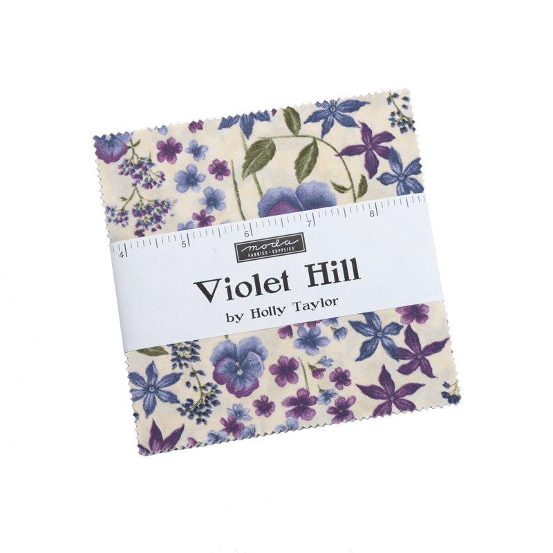 Moda -  Violet Hill Charm Pack