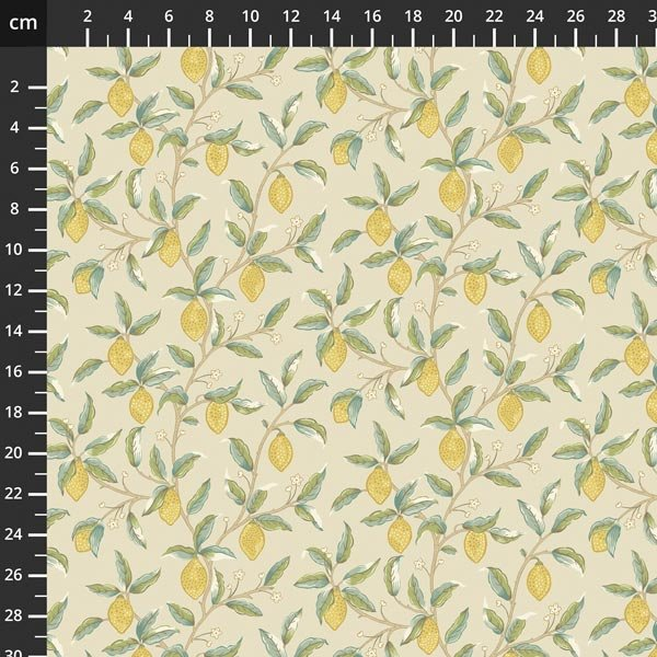Free spirit - Orkney by Morris & Co -  Lemon Tree Linen PWWM047