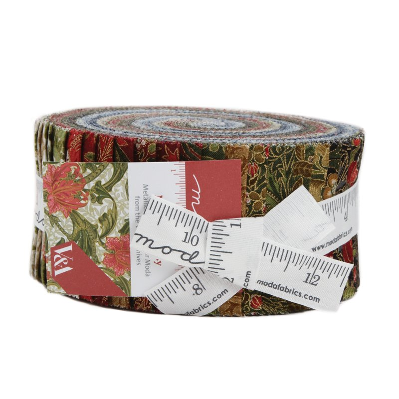 Moda - Morris Holiday Jelly Roll