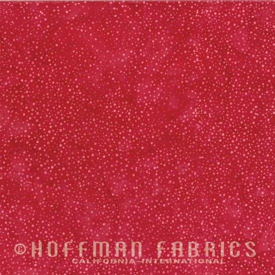 Hoffman Batik  885-67 Flame