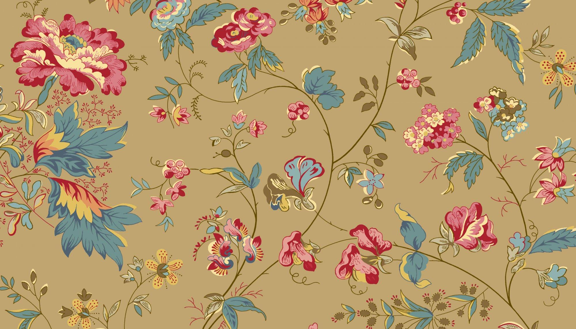 Andover - Nana's Flower Garden - 9532N