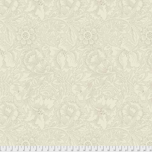 Free spirit - Standen by Morris & Co 029 Poppy Cream