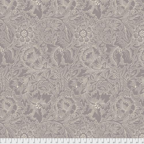 Free spirit - Standen by Morris & Co 029 Poppy Lavendar