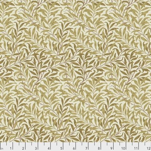 Free spirit - Standen by Morris & Co 030 Willow Boughs Gold