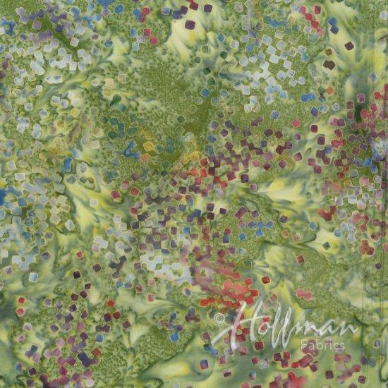 Hoffman Batik  Q2116-548 Balsam