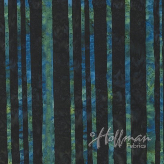 Hoffman Batik  Q2122-503 Lagoon