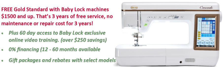 StitchNTime Baby Lock Bernina Dealer Greencastle PA Interesting Baby Lock Sewing Machine Dealers Near Me
