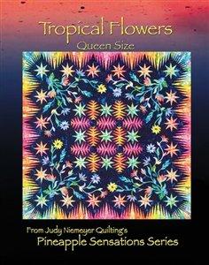Tropical Flowers Queen