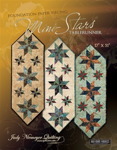 Mini Stars Tablerunner